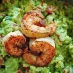 Avocado'd Shrimp