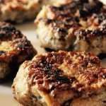Paleo Chicken Apple Sausage Patties
