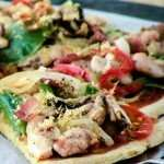 Paleo Almond Flour Pizza Crust