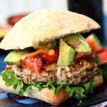 Too Tasty Turkey Burgers on Paleo Buns