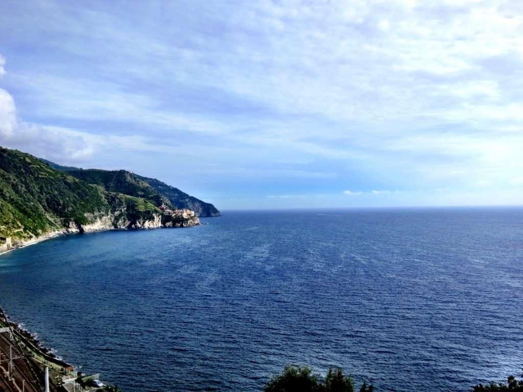 Beautiful view from Santa Maria Terrace