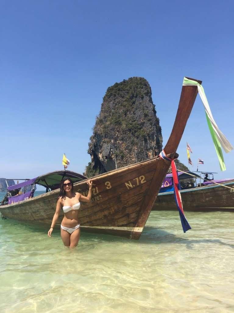 Beautiful Phra Nang Beach