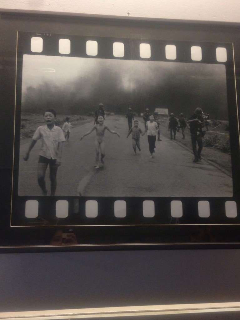 Fascinating photo journalism by heroic journalists at War Remnants Museum