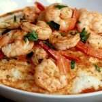 "Paleo Shrimp and Cauli-""Grits"""