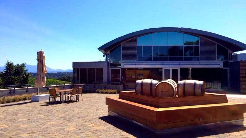 Williams Selyem Winery in Healdsburg