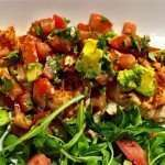 Senorita Panda's Spiced Rubbed Fiesta Chicken