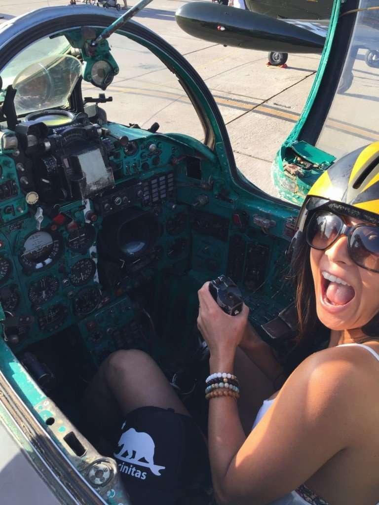 A MiG!