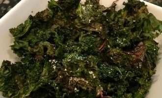 Kickin' Kale Chips